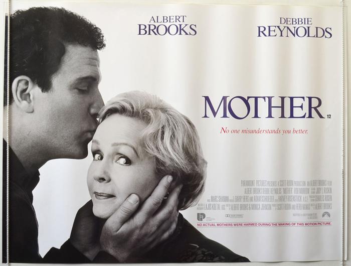 Mother : Cinema Quad Movie Poster